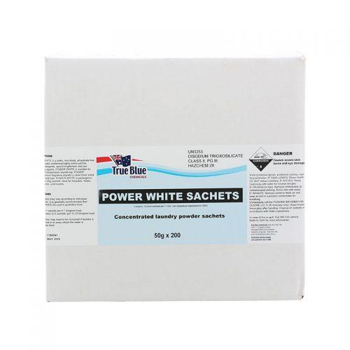 Power White Sachets 50g x 200